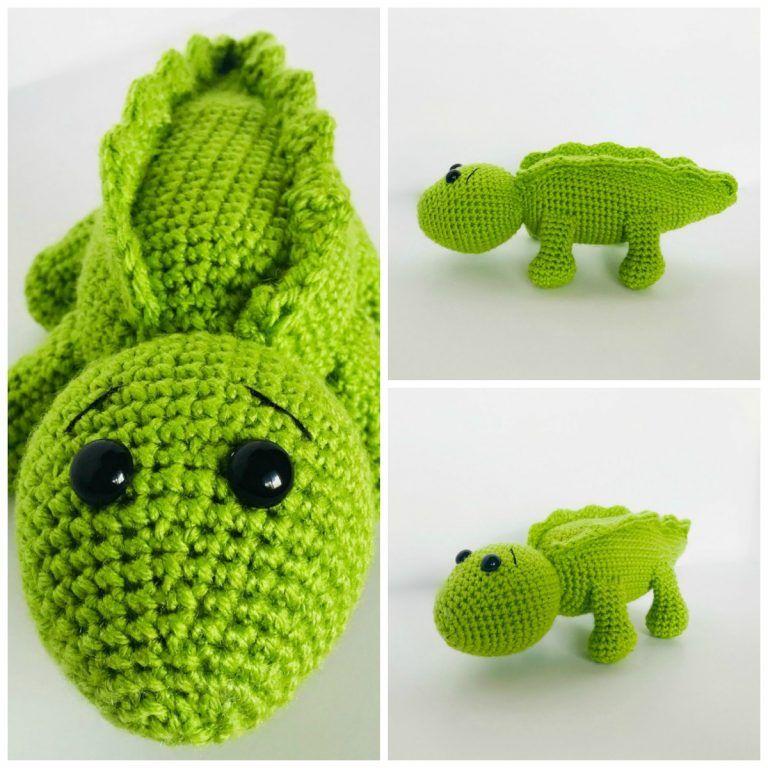 Crochet Alligator Pattern Alligators Free Crochet And Crochet