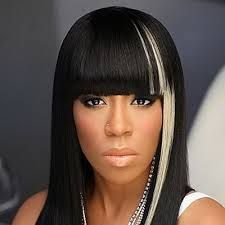 K. Michelle | This may be the next move with the hair though. Cute!