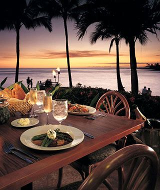 America S Most Romantic Restaurants Hawaii Honeymoon