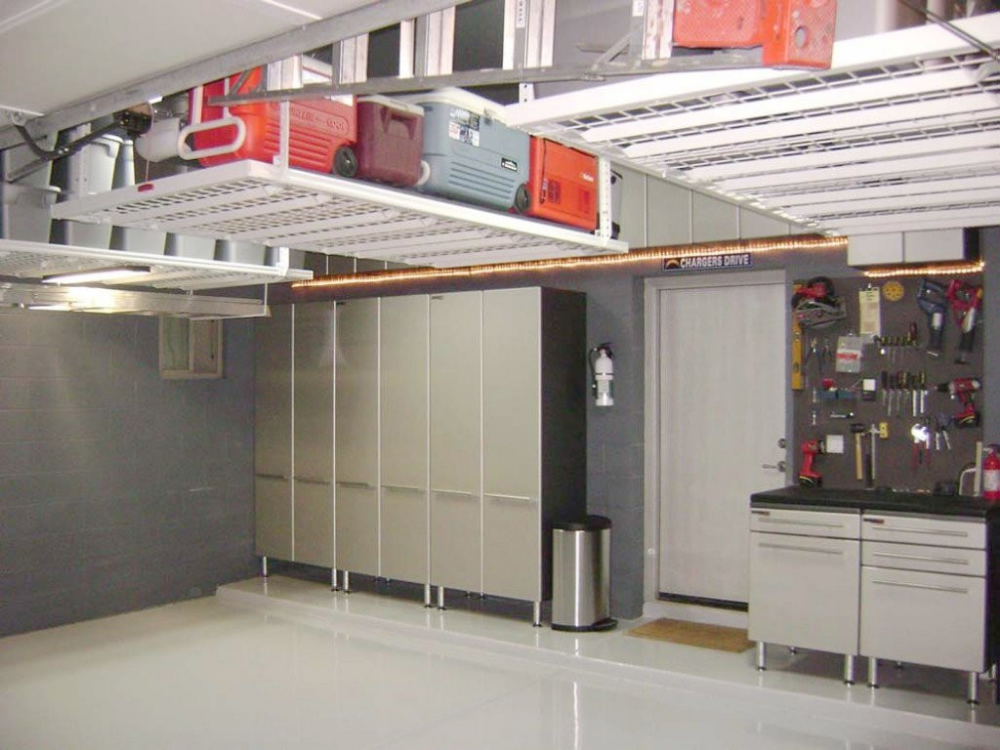 Amenagement Garage Rangement Plafond Armoire Rangement Garage Amenagement Garage Rangement Au Plafond