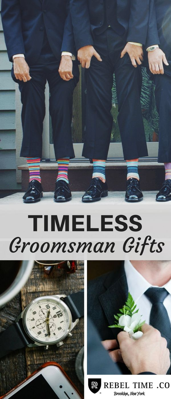 Wedding Gifts Dads watches and other ideas - Also great for Best Man ...