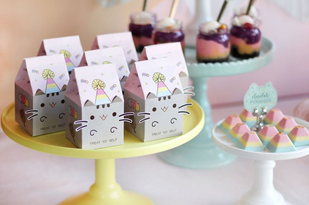 Lovely Cat theme Party