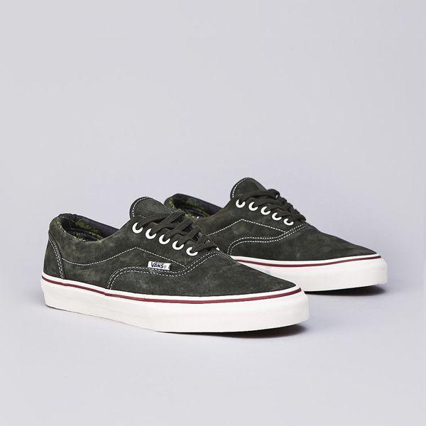 0343c2de6a Vans Era Pro (Curren Caples) Dark Green