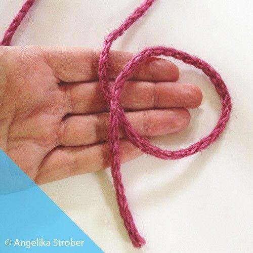 Fadenring So Häkeln Sie Einen Magic Ring Stricken