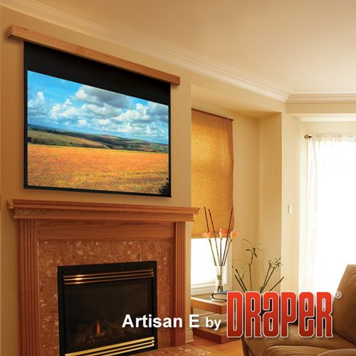 Artisan/Series E Projector Screen | Window shades ...