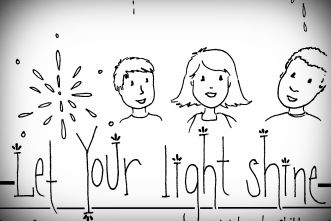shine for jesus coloring pages | Free Printable: New Year's Coloring Page | Jesus' Parables ...