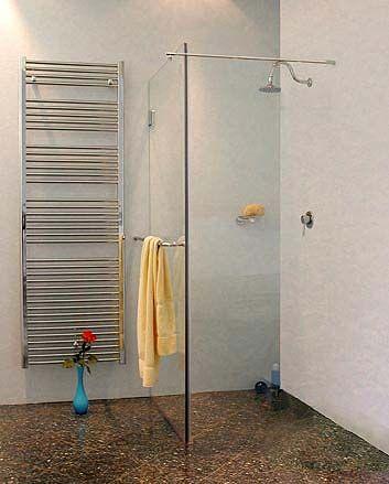 bodengleiche walk in dusche ohne t r welcher duschtyp sind sie pinterest. Black Bedroom Furniture Sets. Home Design Ideas