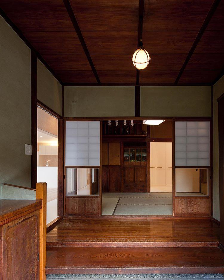 納谷建築設計事務所さんはinstagramを利用しています 綾瀬の住宅