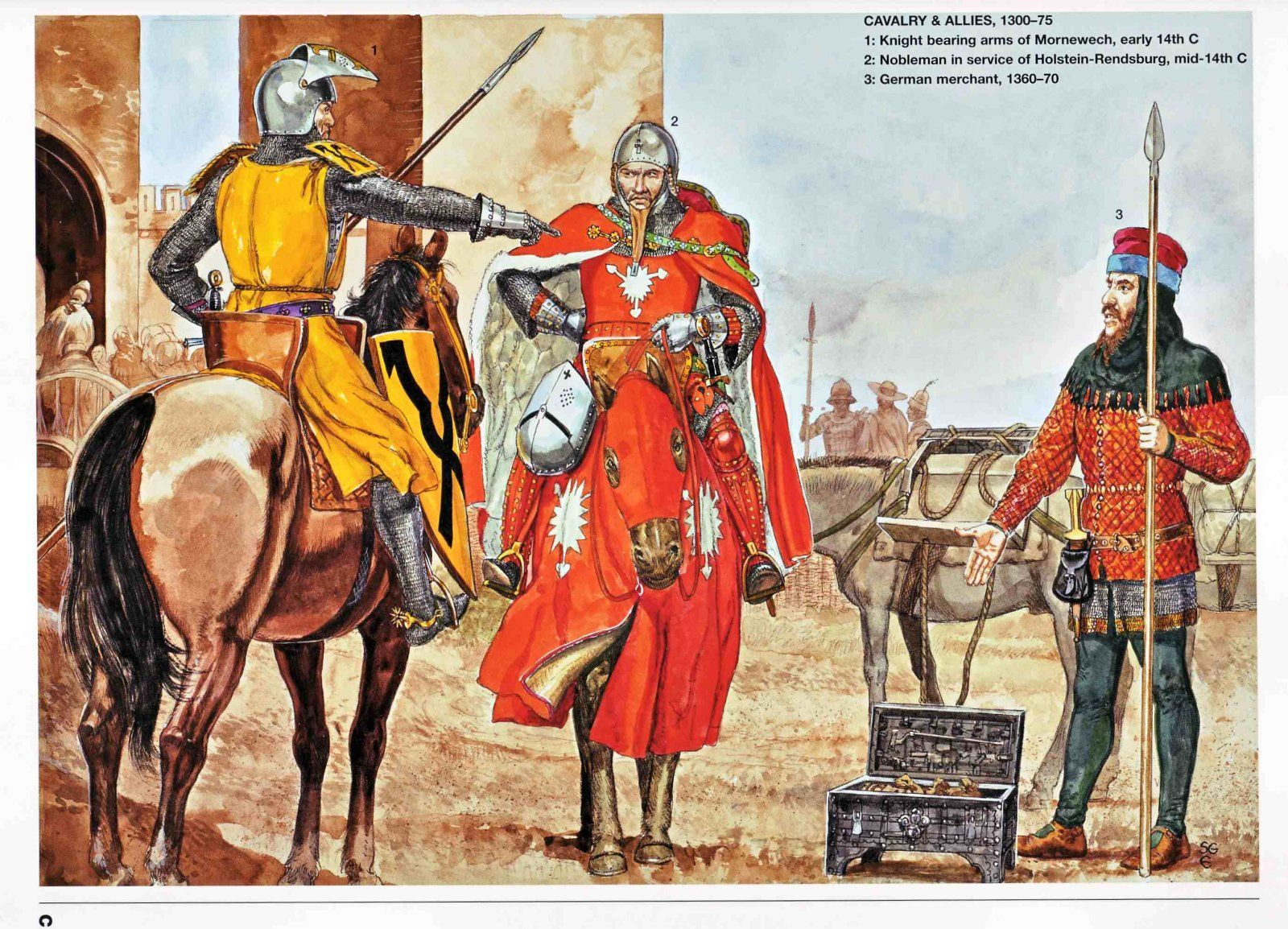 The Portuguese In The Age Of Discovery C 1340 1665 By: Hanseatic League Cavalry And Allies 1300