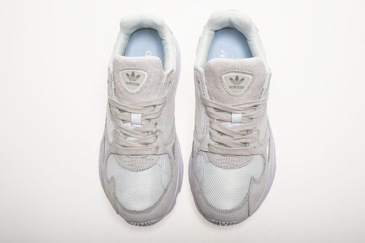 Adidas Falcon W BB9174 YUNG-2 White Grey Shoes8  643e61243