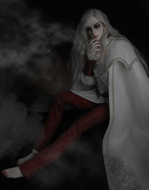 ALBIN - Ghost Vampire1