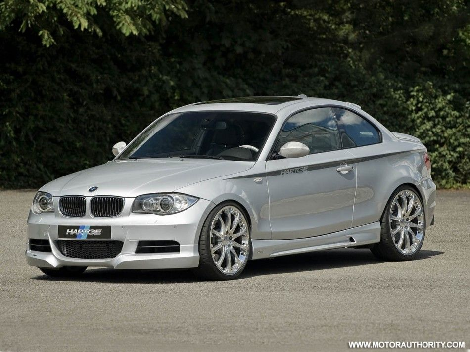The 135i Coupe From Hartge Bmw 135i Coupe Bmw Twin Turbo