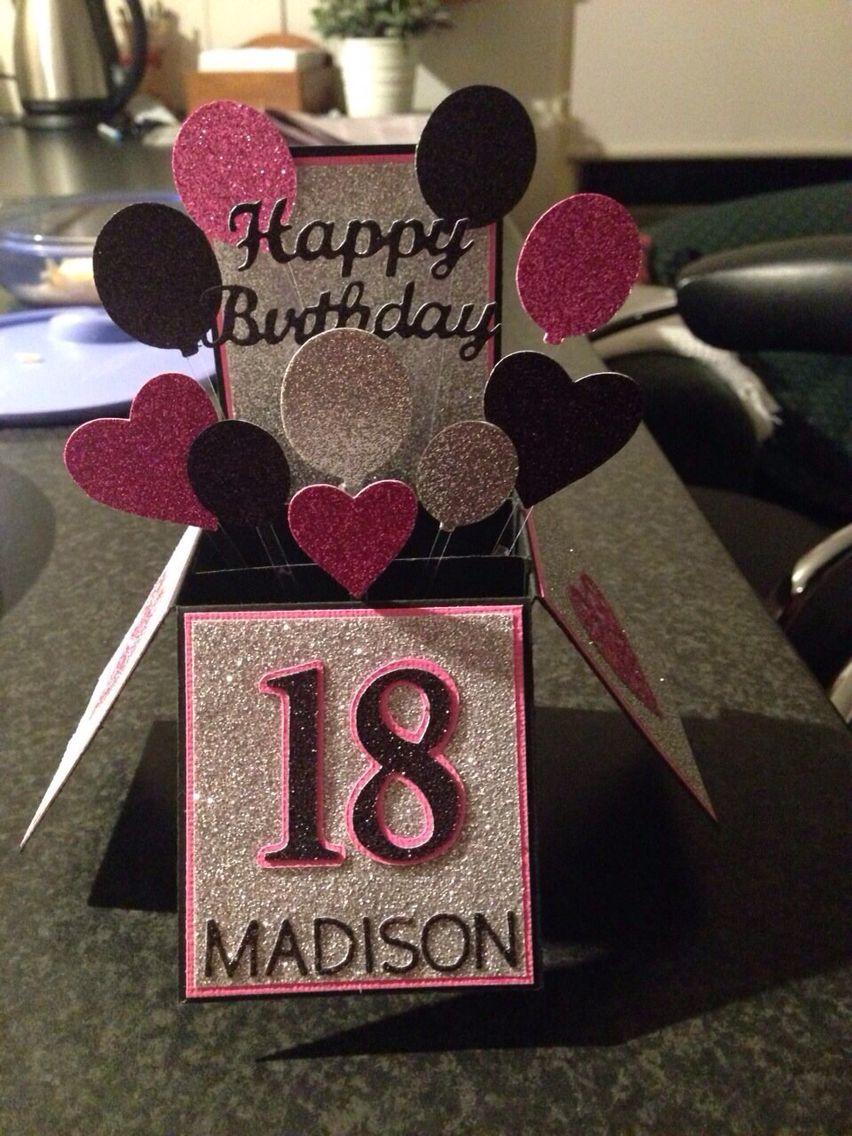 card in a box birthday card  boxed birthday cards