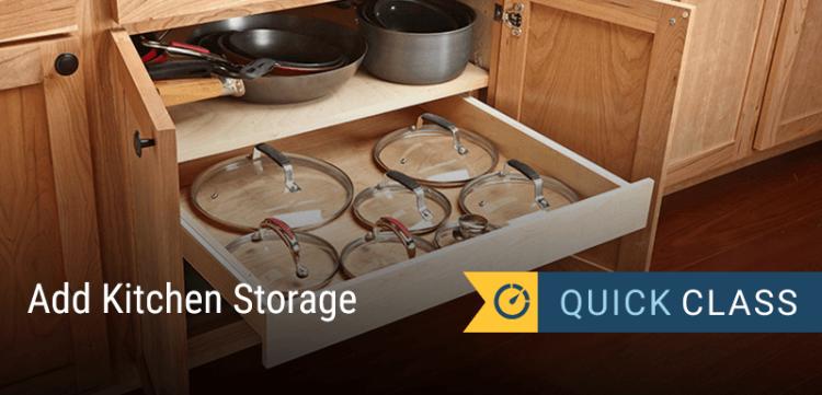 Online Course Catalog The Family Handyman Diy University Kitchen Storage Home Repair Family Handyman