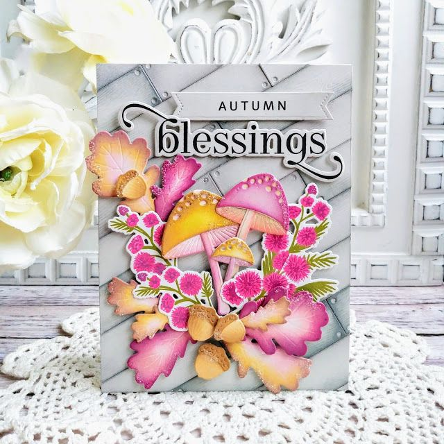 {Flutter} by Atomicbutterfly: The Greetery Gathered Blessings Release Day