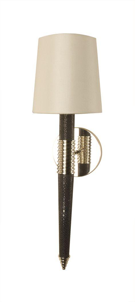 Cooper Shagreen Wall Sconce Salgado Saucier Lighting Productfind Sconces Wall Sconces Sconce Lighting