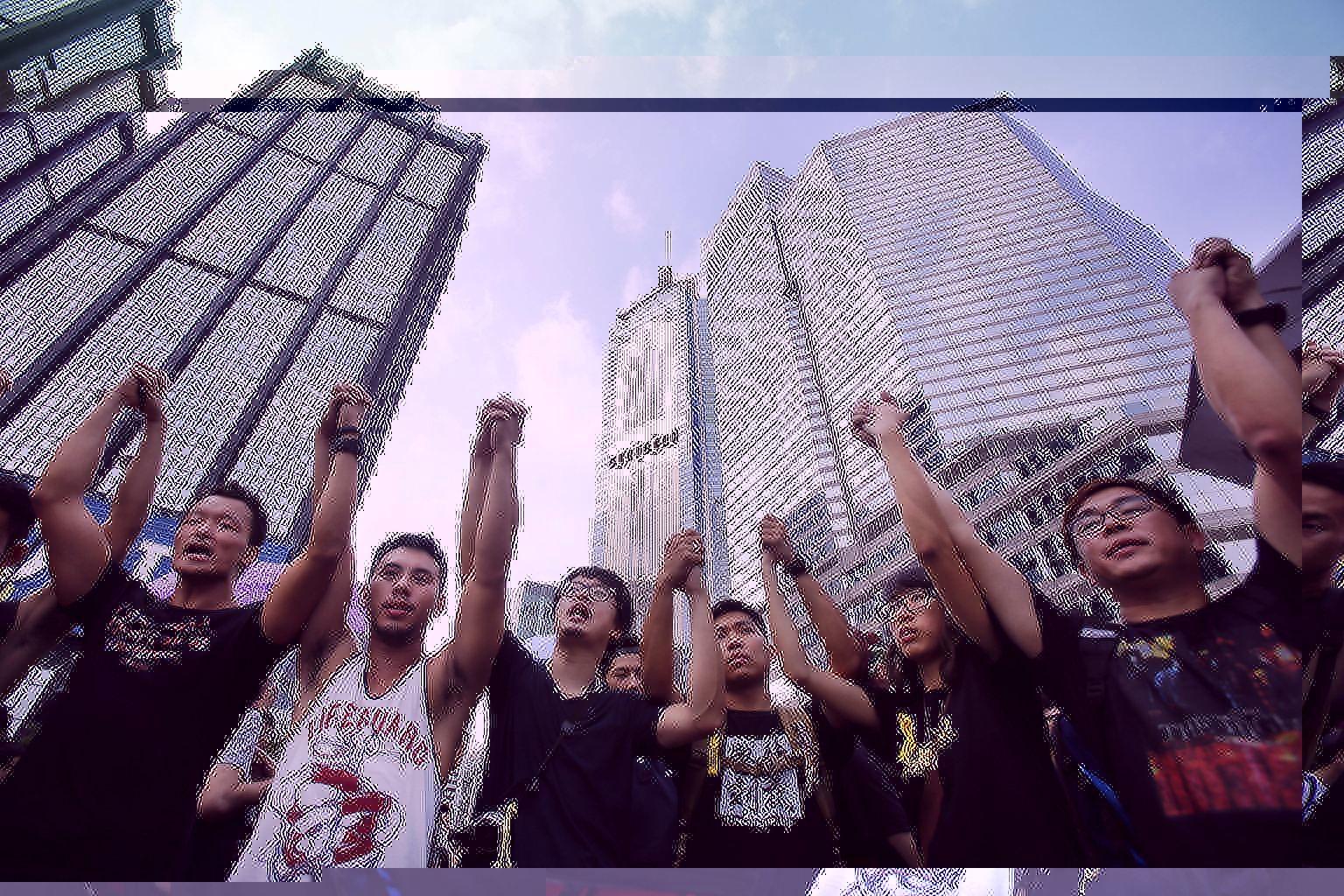 Hong Kong Glitch