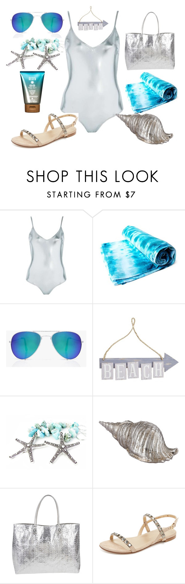 """""""SILVERY MAVERY"""" by julissadegrijze on Polyvore featuring Topshop, Boohoo, Pier 1 Imports, Armitage Avenue, Stuart Weitzman and Alterna"""