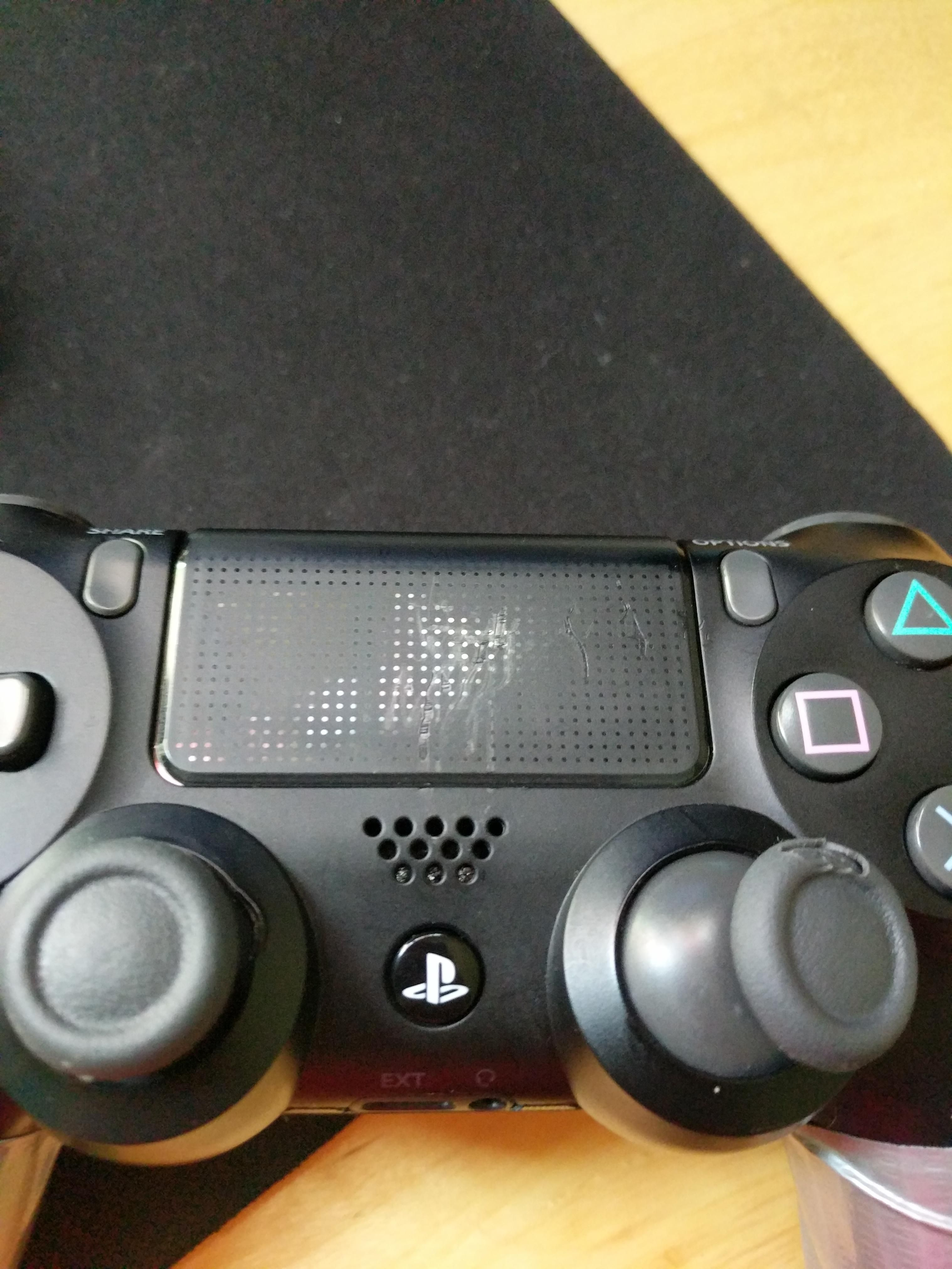 IMAGE] Anyway to fix this right analog stick for free