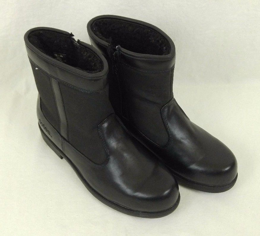 Men's Black Stadium Totes Cold Weather Winter Snow Boots Size 11 ...