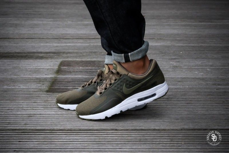 Nike Air Max Zero  Essential Medium Olive   Zero Dark Stucco 876070 200 445386