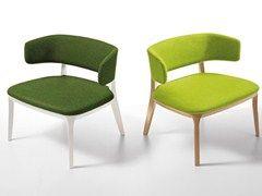 Omp Sedie ~ Fabric guest chair porta venezia easy chair infiniti by omp