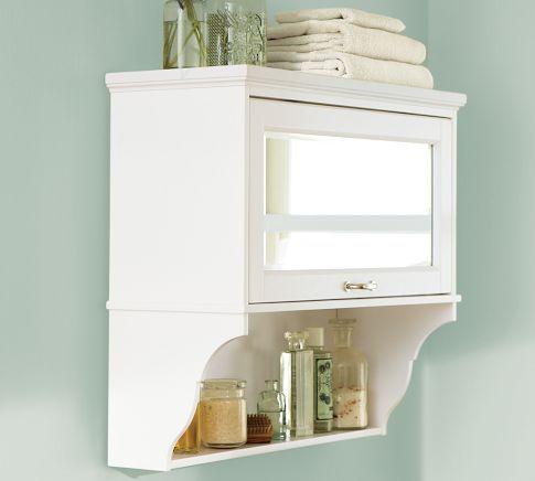 Matilda Wall Cabinet Simple Bathroom Decor Wall Storage