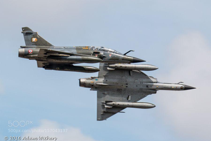 Ramax Delta Dassault Mirage 2000N by eotb