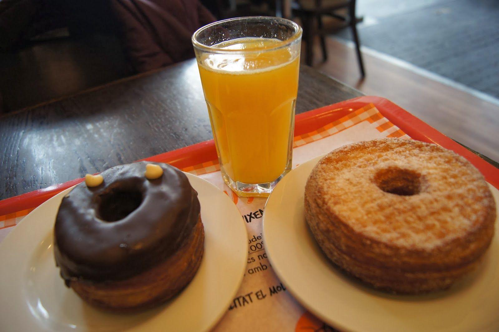 Gastronomia Di Vera: CRONUTS - Em busca desse raro doce...
