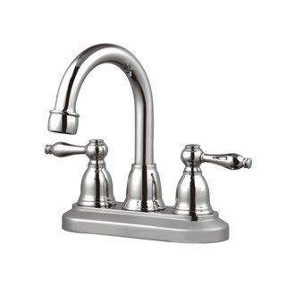 Cadell 41023 Centerset Bathroom Faucet Polished Polished Chrome