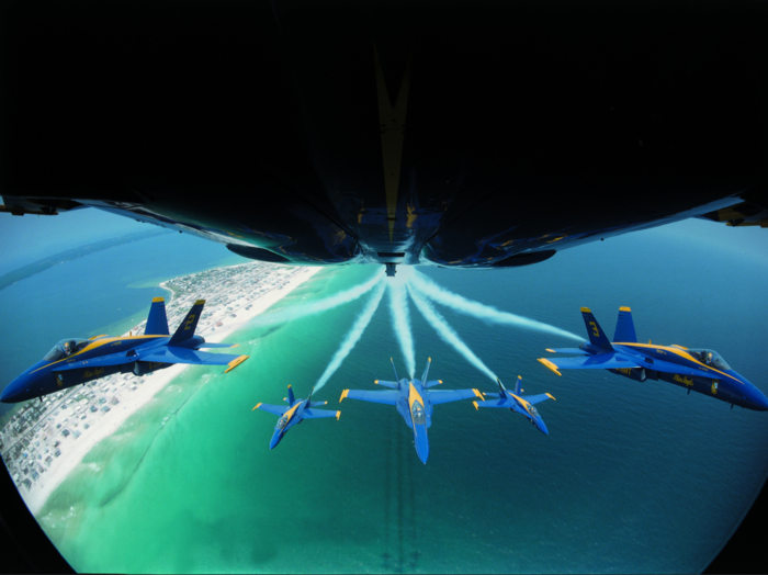 An Insider's Guide to the Blue Angels Pensacola Beach Air