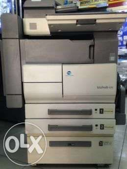 Copier Konica Bizhub 420 Photocopier Printer Xerox Machine For