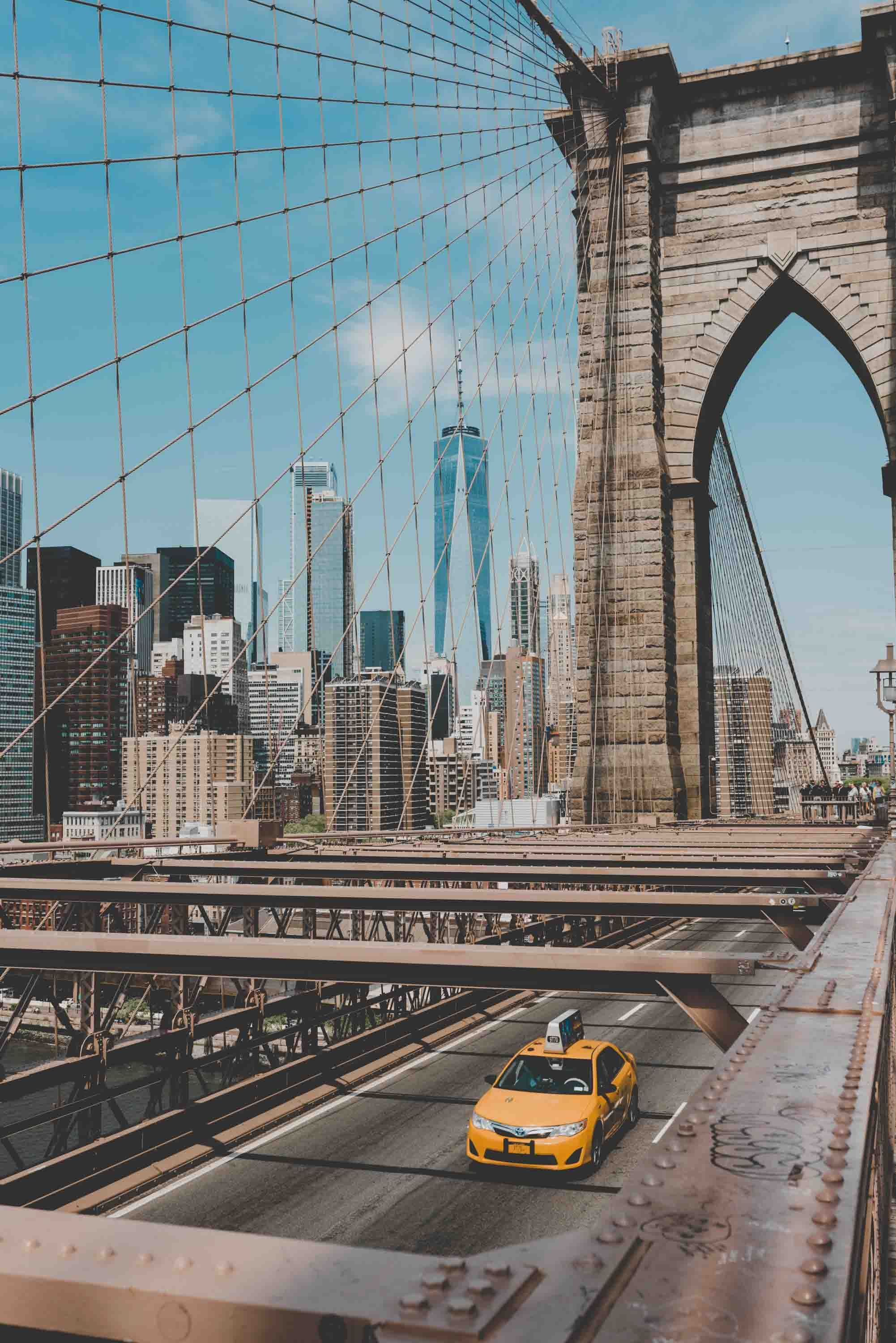 TRAVELLING FOR A WEEK IN NEW YORK CITY | Flying The Nest