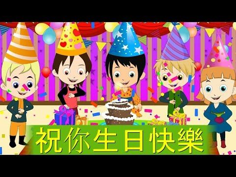 Happy Birthday Images In Chinese