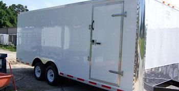 This Is Best Car Hauler Trailers In Savannah They Are Manufacturing Of Quality Trailers For Hauling Of Cars And Commercial Ve Enclosed Trailers Enclosed Cargo Trailers Car Hauler Trailer