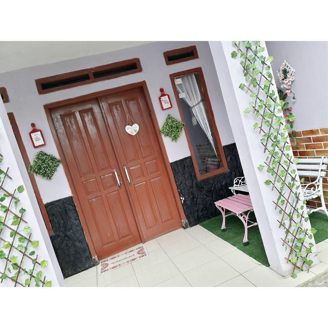 Model Teras Rumah Sederhana Cantik Rumah Minimalis Rumah Desain