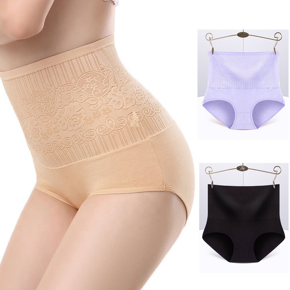 Ladies Body Shaper Control Slim Tummy Corset High Waist Design Panty Underwear