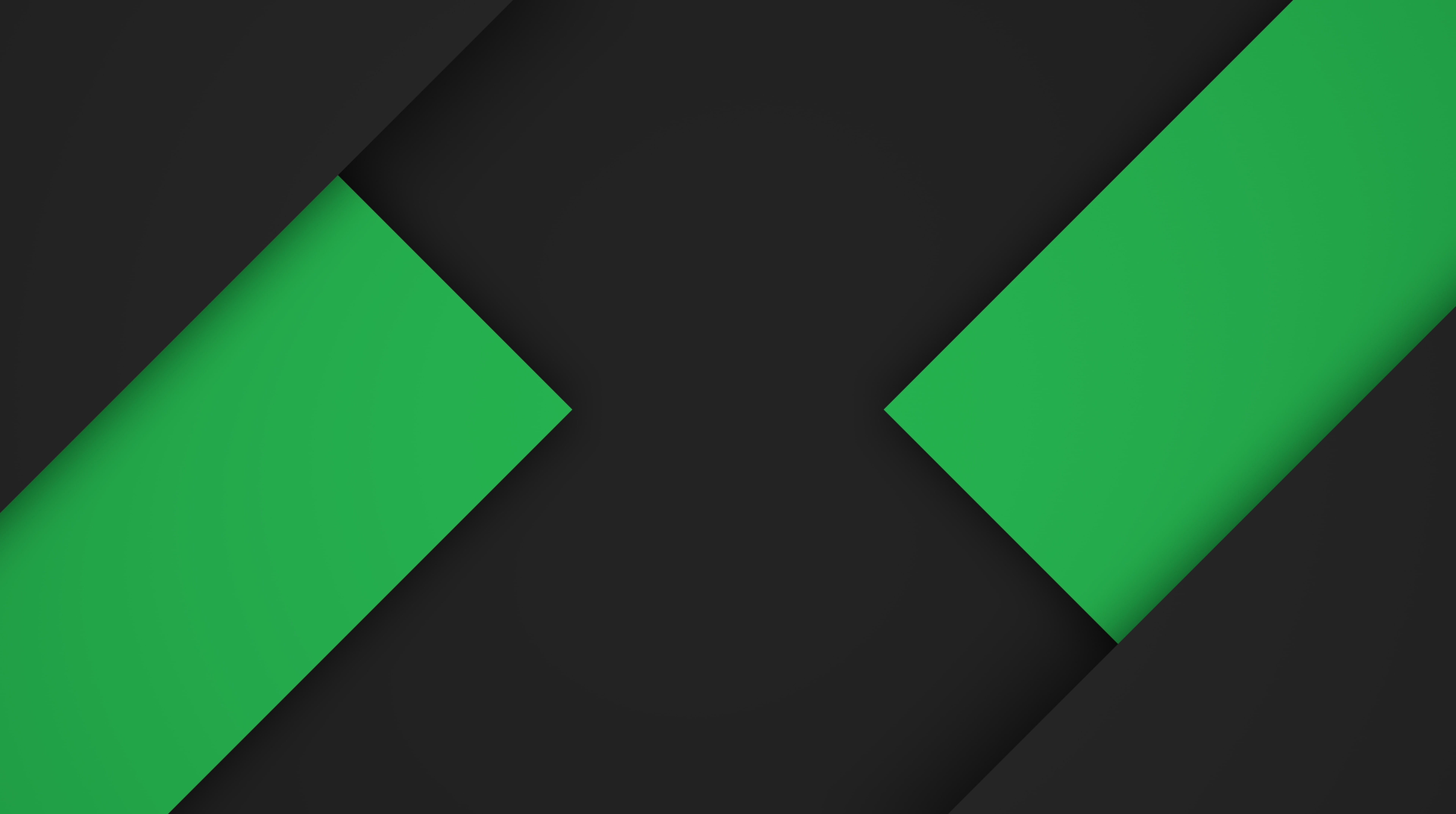 16k Material Dark Green Green And Black Abstract Illustration Computers Android 4k Material Material De Black Abstract Graphic Wallpaper Android Wallpaper
