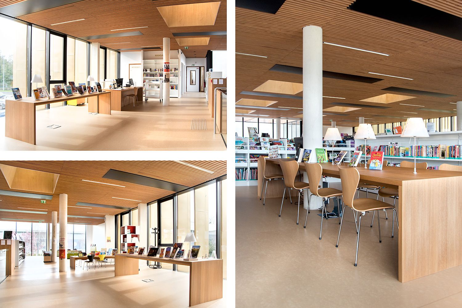 BCI Libraries Is A Well Known Provider And Integrator Of Modern Library  Designs, Solutions, And Products.