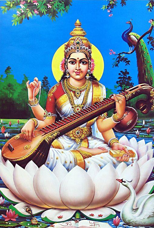 saraswati: hindu goddess essay Saraswati (also sarasvati) is the hindu goddess of learning, wisdom, music, and aesthetics she is also known as bharati (eloquence), shatarupa (existence.