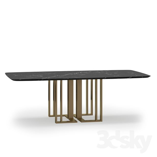 Home Design 3d Gold: 3d Models: Table - TABLE OF MERIDIANI CHARLIE 2