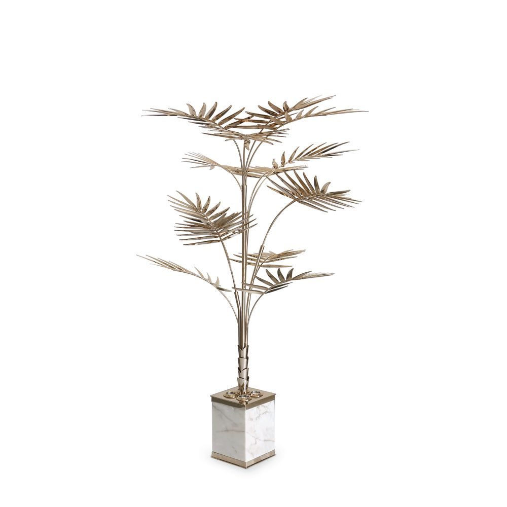 92dfbc084d383 Ivete is a mid-century floor lamp that shaped as a palm tree