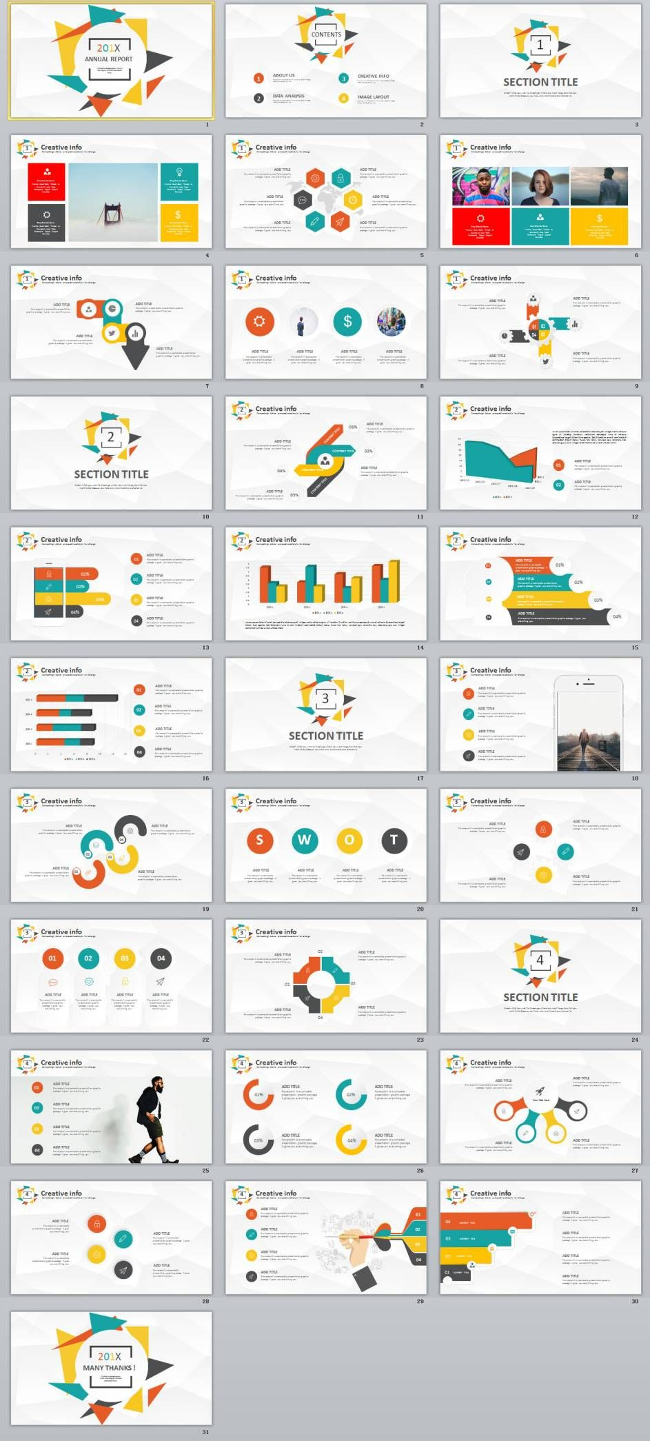 31 multicolor infographics powerpoint template powerpoint 31 multicolor infographics powerpoint template alramifo Gallery