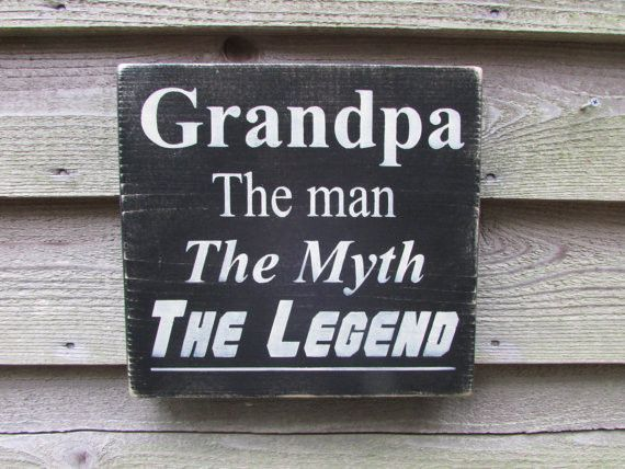 Wooden Signs For Home Decor Country Home Decor Wood Signs Home Decor Grandfather Sign
