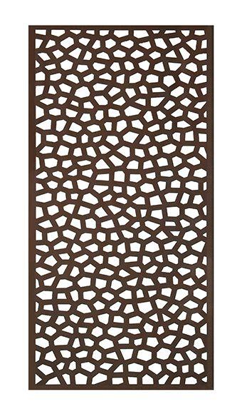 Celos a xido mosaic 100 x 200 cm ref 16723742 leroy - Celosia madera leroy merlin ...