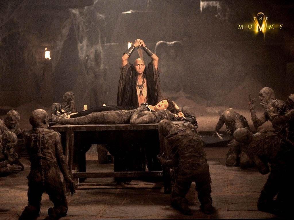 The Mummy Movies Wallpaper (9722333)