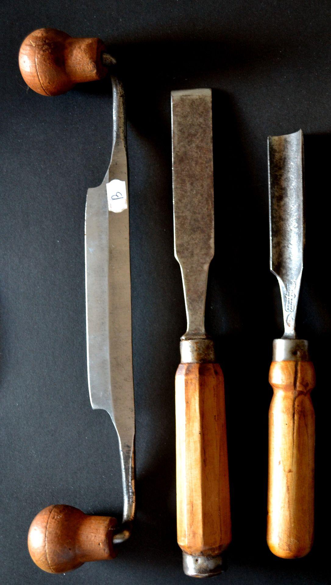 Outils de menuiserie | Knives/Blades/Tools/Bushcraft | Pinterest ...