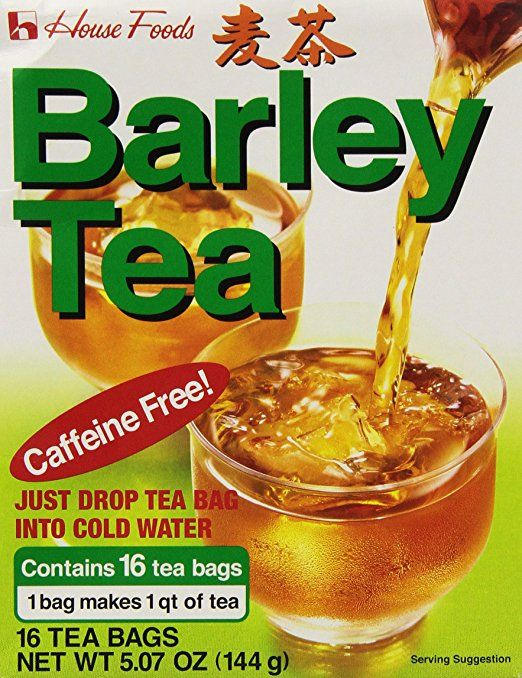 House Mugicha Barley Tea 16 Large Bags Exercise And Health
