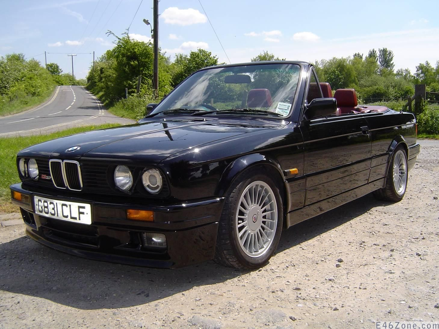 Hi all after a bit of a break from bmw s i could resist no longer and have bought an convertible my last bmw was an and i was on the zone