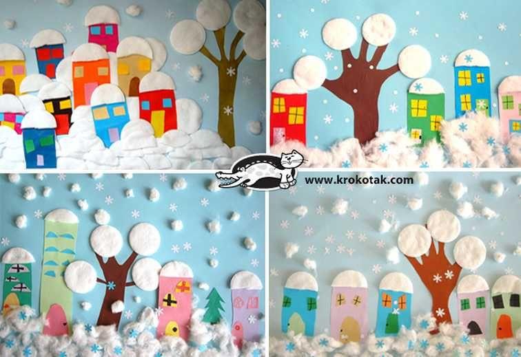 Dans Ma Maison Bien Au Chaud Les Cahiers De Josephine Projets Creatifs Pour Enfants Bricolages D Hiver Diy D Hiver